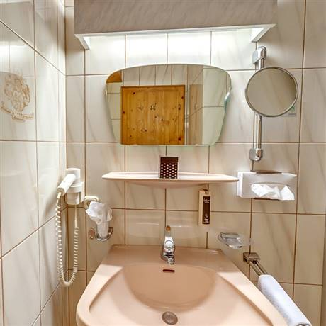 Komfort-Einzelzimmer Seeblick