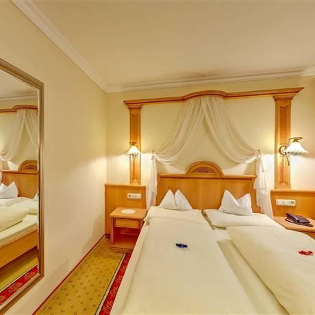 Komfort Einzelzimmer Waldruhe