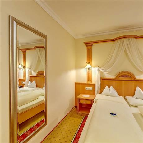 Komfort-Einzelzimmer Waldruhe