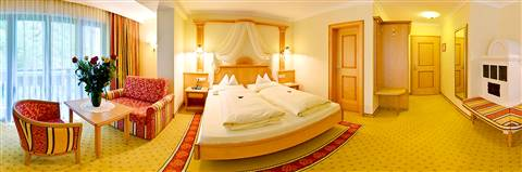Komfort-Doppelzimmer Waldruhe